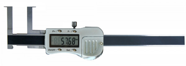 Digital inside groove caliper 14 - 150 mm 3V