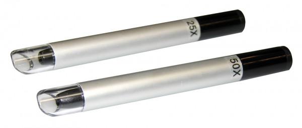 Präzisions-Stiftmikroskop 25 Dioptrie | Skalierung A