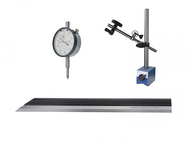 Measuring tool set, 6 pcs./ set