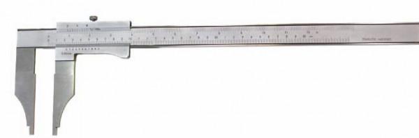 Werkstatt-Messschieber, 250 x 80 mm, ohne Spitzen, DIN 862