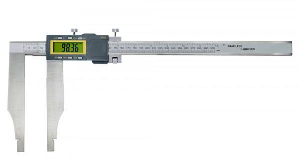 Digital-Werkstatt-Messschieber, 600 x 150 mm, ohne Spitzen, IP 65