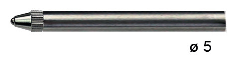 Verlängerung für Messeinsätze, Länge 100 mm