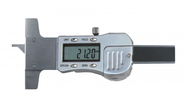 Digital-Fase-Messschieber 10 x 60 mm, 45°