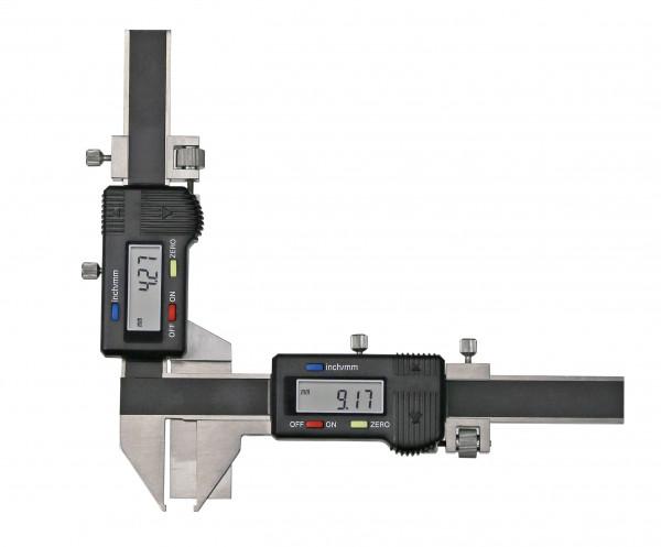 Digital-Zahnweiten-Messschieber, M 5 - 50 mm