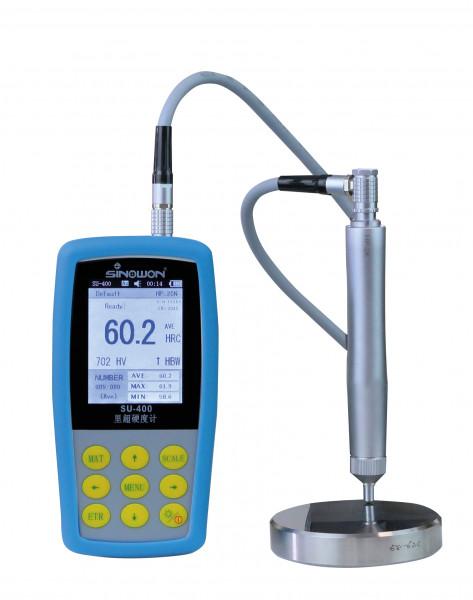 Ultraschall-Härteprüfgerät mit manueller Sonde, Messkraft 50 N