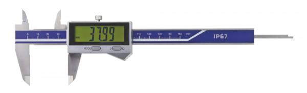 Digital-Taschen-Messschieber, 300 mm, Bluetooth-Datensender, IP 67