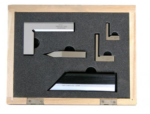 Knife edge tool set, 5 pcs./ set