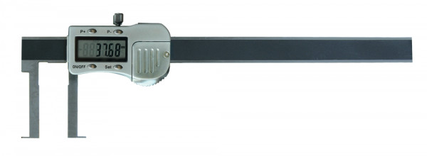 Digital- Innen- Nuten- Messschieber, 22 - 170 mm, 3 V