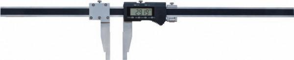 Digital Werkstatt-Messschieber, 1000 x 150 mm, mit verschiebbarem Schnabel