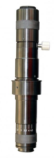 Mono Video Mikroskop Vergrößerung 0,7x - 4,5x