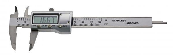 Digital-Taschen-Messschieber, 100 mm, DIN 862