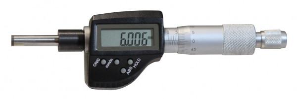 Digital-Einbau-Messschraube, 0 - 25 mm, DIN 863
