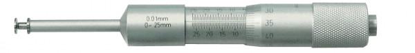 Quernuten-Messschrauben, 0 - 25 mm, Länge 178 mm