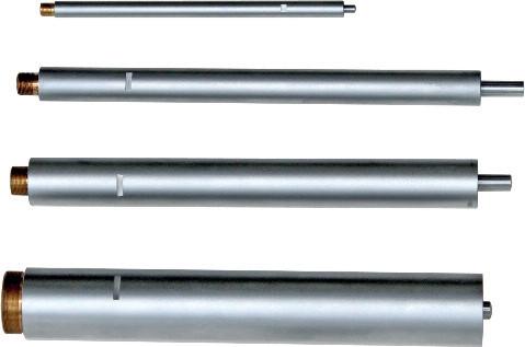 Verlängerung 150 x ø 23,4 mm, für Dreipunkt-Innen-Messschrauben