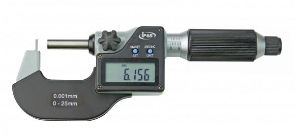 Digital-Rohrwanddicken Messschraube 0 - 25 mm , ab 1,8 mm