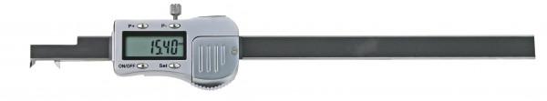 Digital- Innen- Nuten- Messschieber, 3 - 140 mm, 3 V