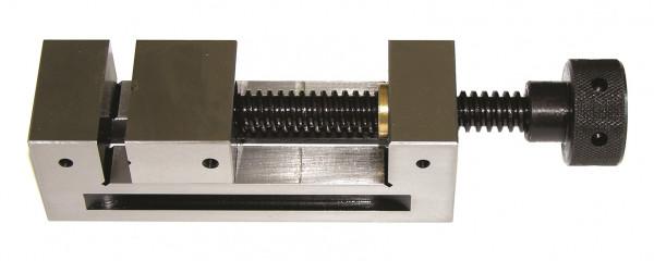 Präzisions-Kontrollschraubstock mit Gewindespindel