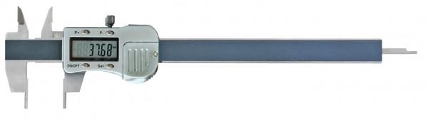Digital-Messschieber, 0 - 150 mm, mit extra kleinem Messschnabel, 3 V