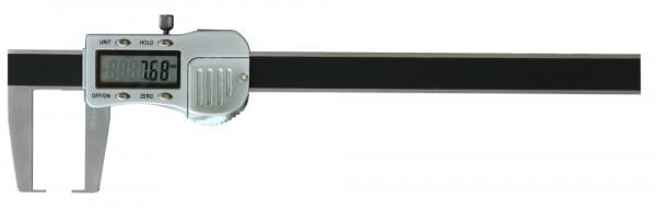 Digital- Aussen- Nuten- Messschieber, 0 - 150 mm, 3 V