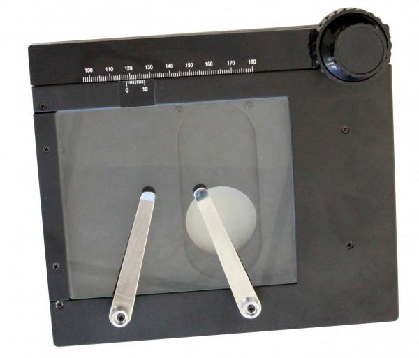 Positionierungstisch Typ 7650 für Stereo Mikroskope