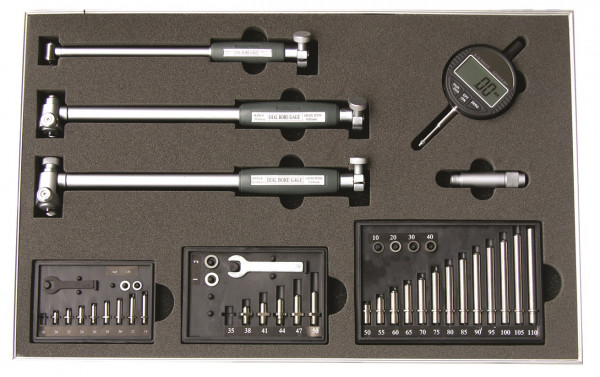 Precision internal measuring instrument set, digital