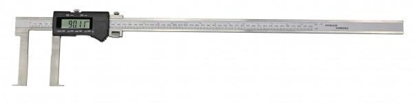 Digital- Innen- Nuten- Messschieber, 50 - 500 mm, 3 V