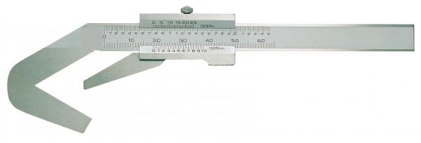 Präzisions Dreipunkt- Messschieber, 4 - 40 mm