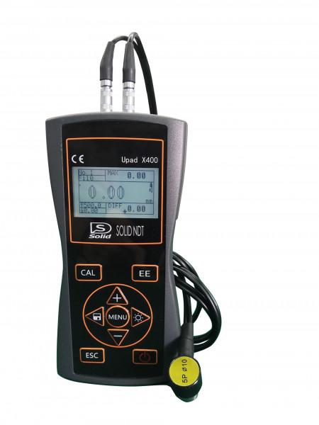 Ultraschall-Dickenmessgerät mit Datenausgang