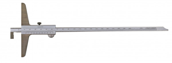 Tiefen-Messschieber 400 x 150 mm, mit umsteckbarer Stange