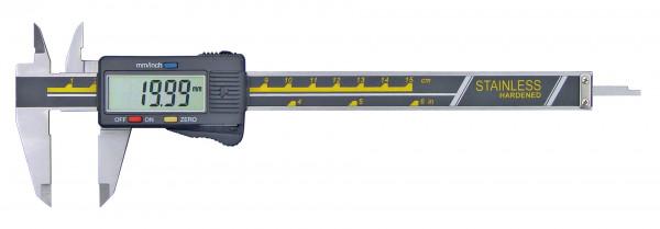 Digital-Taschen-Messschieber, 150 mm, mit Momentfeststellung, DIN 862