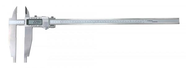 Digital-Werkstatt-Messschieber, 2000 x 200 mm, mit Spitzen, 3 V