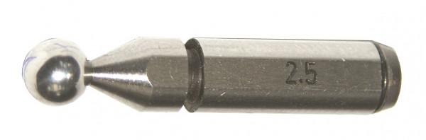 Kugel-Einsätze zur Messung von Zahnrädern