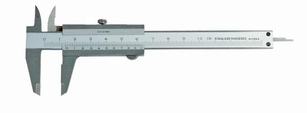 Klein-Messschieber, 100 mm, DIN 862