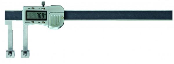 Digital-Universal-Messschieber, 150 mm, mit Aufnahme für Messeinsätze Ø 5 mm