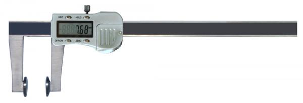Digital-Messchieber, 150 mm, mit Tellermessflächen, 3 V