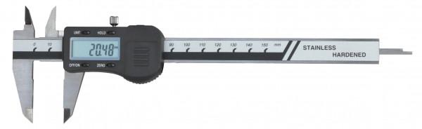 Digital-Taschen-Messschieber, 300 mm, 3 V, DIN 862