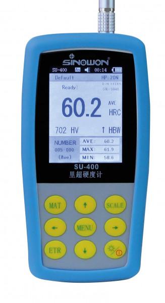 Ultrasonic hardness tester, without probe