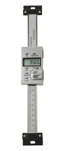 Digital-Einbau-Messschieber, 200 mm, senkrecht, DIN 862