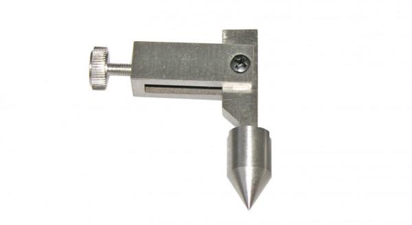 Messeinsätze mit Kegel-Messflächen, Ø 10 mm, zur Messung von Bohrungsabständen