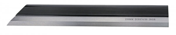 Haarlineal DIN 874/00, INOX-Stahl