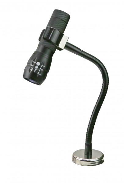 LED-Leuchte mit Magnetfuss Ø 50 x 10 mm