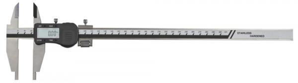 Digital-Werkstatt-Messschieber, 300 x 60 mm, mit Spitzen, 3 V