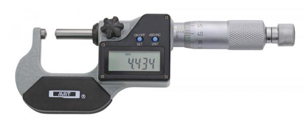 Digital-Rohrwanddicken Messschraube 25 - 50 mm