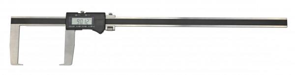Digital- Aussen- Nuten- Messschieber, 0 - 500 mm, 3 V