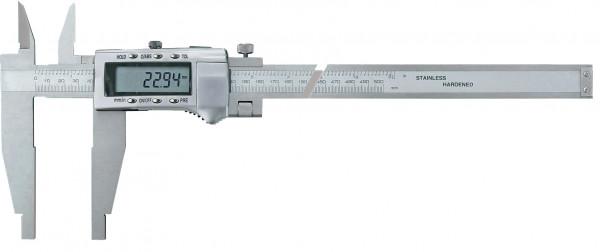 Digital-Werkstatt-Messschieber, 500 x 150 mm, mit Kreuzspitzen