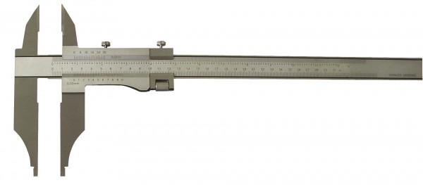 Präzisions-Werkstatt-Messschieber, 300 x 100 mm, mit Spitzen, DIN 862