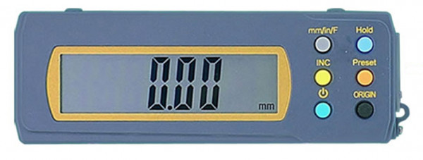 Digital display for absolut measuring system