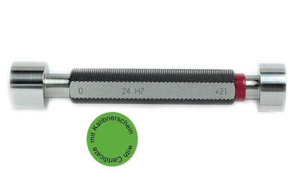 Grenzlehrdorne Ø 16 mm inkl. Kalibrierschein